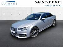 AUDI A4  2.0 TDI 150ch Business line S tronic 7   d'occasion