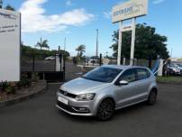 VOLKSWAGEN POLO  1.2 tsi 90ch bluemotion technology allstar dsg7 5p   d'occasion