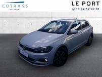 VOLKSWAGEN POLO  1.4 TDI 90ch BlueMotion Technology Trendline 5p   d'occasion