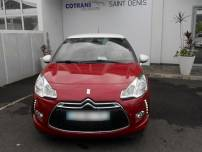CITROEN DS3  1.6 thp 155ch sport chic   d'occasion