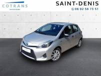 TOYOTA YARIS  HSD 100h Graphic 5p   d'occasion