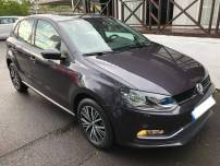 VOLKSWAGEN POLO  1.4 TDI 75ch BlueMotion Technology Allstar 5p   d'occasion