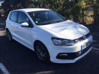VOLKSWAGEN POLO  POLO 1.2 TSI 90 GT BMT R-LINE   d'occasion