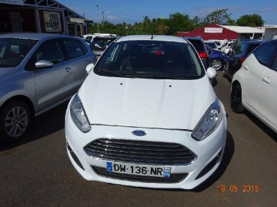 FORD FIESTA   d'occasion