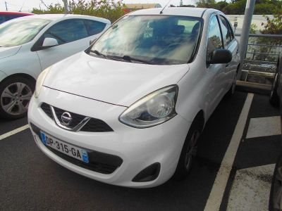 NISSAN MICRA  1.2 80ch Acenta   d'occasion