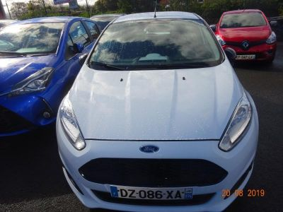 FORD FIESTA  1.5 TDCi 75ch Edition 5p   d'occasion