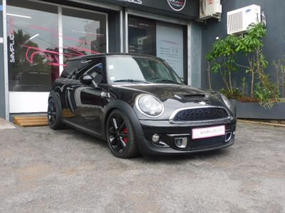 MINI MINI  R56 184ch Cooper S Pack Red Hot Chili   d'occasion
