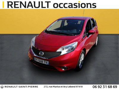 NISSAN NOTE  1.5 dCi 90ch Tekna Euro6   d'occasion