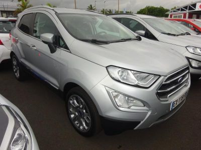 FORD ECOSPORT  1.0 EcoBoost 125ch Titanium   d'occasion