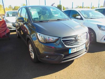 OPEL Crossland X  1.2 81ch Edition   d'occasion