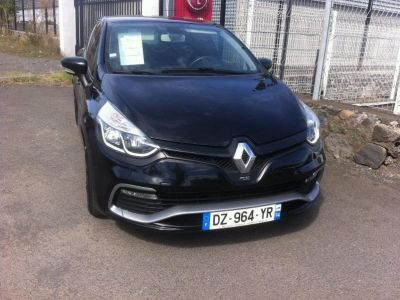 RENAULT CLIO  1.6 T 200ch energy RS EDC Euro6 2015   d'occasion