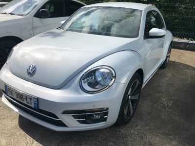 VOLKSWAGEN COCCINELLE  1.2 TSI 105ch BlueMotion Technology Denim   d'occasion