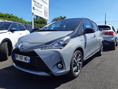 TOYOTA YARIS  1.5 HYBRIDE 75ch   d'occasion