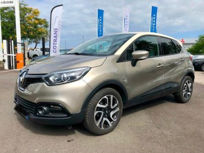 RENAULT CAPTUR  1.5 dCi 110ch Stop&Start energy Intens Euro6 2016   d'occasion