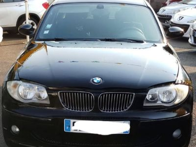 BMW SERIE 1  1.6 115 Ch   d'occasion
