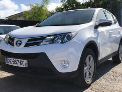 TOYOTA RAV  4  D-4D Life 2WD 124ch   d'occasion