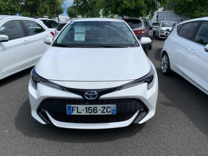 TOYOTA - Corolla Touring Spt-122h Dynamic Business-1