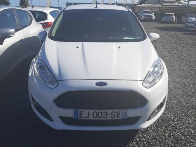 FORD - FIESTA-1.5 TDCi 75ch Stop&Start Edition 5p-1