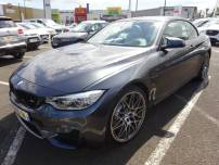 BMW M4  Cabriolet 3.0 450ch Pack Competition DKG   d'occasion