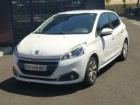 PEUGEOT 208  ACTIVE 1,6 HDI   d'occasion
