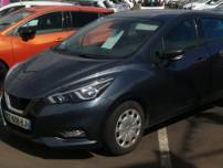 NISSAN MICRA  VISIA PACK 0.9GT 90CV   d'occasion
