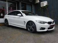 BMW SERIE 4  F36 Gran Coupe 430d 258Ch M-Sport   d'occasion