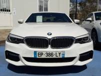 BMW SERIE 5  530eA iPerformance 252ch M Sport Steptronic   d'occasion