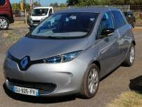 RENAULT ZOE  Intens Charge Rapide 60 CV   d'occasion
