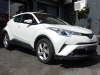 TOYOTA C-HR  1.2T 116 2WD Dynamic   d'occasion