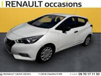 NISSAN MICRA  1.5 dCi 90ch Visia Pack   d'occasion