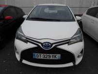 TOYOTA YARIS  hsd 100h dynamic 5p   d'occasion