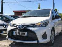 TOYOTA YARIS  III HSD 100h Attitude 75ch   d'occasion