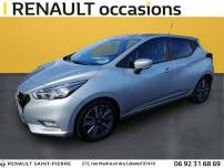 NISSAN MICRA  1.0 IG-T 100ch Acenta 2019   d'occasion