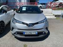 TOYOTA C-HR  122h Graphic 2WD E-CVT   d'occasion