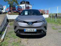 TOYOTA C-HR  122h Collection 2WD E-CVT RC18   d'occasion