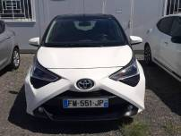 TOYOTA AYGO  1.0 VVT-i 72ch x-play 5P MY19   d'occasion