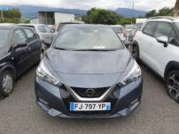 NISSAN MICRA  1.0 IG-T 100ch Visia Pack 2019   d'occasion