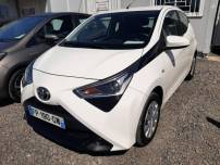 TOYOTA AYGO  1.0 VVT-i 69ch x-play 5p   d'occasion