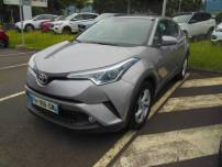 TOYOTA C-HR  1.2 Turbo 116ch Graphic 2WD   d'occasion