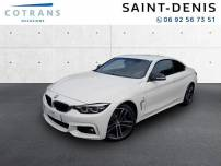 BMW serie 4 coupe  430iA 252ch M Sport   d'occasion